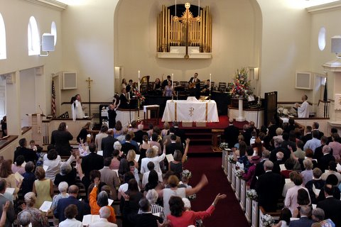 Leading Worship at Weddings – Part 2 – Worthily Magnify